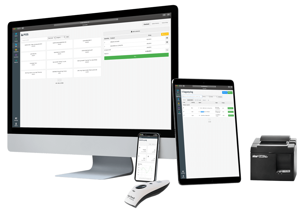 the best online POS system